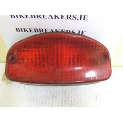 bikebreakers.ie Used Motorcycle Parts CBR1100XX BLACKBIRD 96-98  BLACKBIRD TAIL LIGHT 96-98