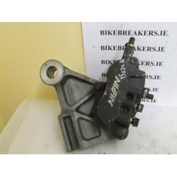 bikebreakers.ie Used Motorcycle Parts CBR1100XX BLACKBIRD 96-98  BLACKBIRD REAR BRAKE CALIPER WITH HANGER