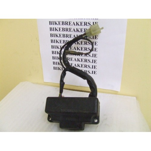 honda used parts honda vfr400 black and orange bros 400 fuse box