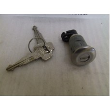 CBR/VFR SEAT LOCK WITH 2 KEYS