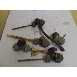 bikebreakers.ie Used Motorcycle Parts NSR75 NSR80 NS-1  NSR 75/80/NS1 FUEL TAPS