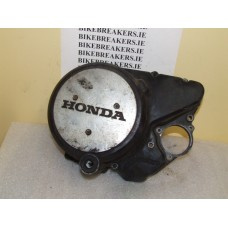 NV SHADOW 750 ENGINE SIDE COVER ,LEFT