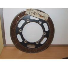 EX 400 FRONT BRAKE DISC