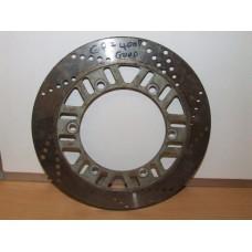 GPZ 400R FRONT BRAKE DISC