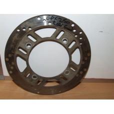 GPX 250 REAR BRAKE DISC