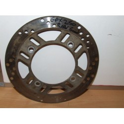 bikebreakers.ie Used Motorcycle Parts GPX250 87-95  GPX 250 REAR BRAKE DISC