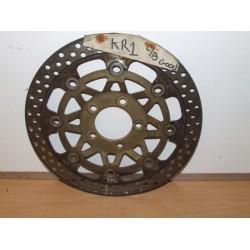 bikebreakers.ie Used Motorcycle Parts KR-1  KR1 FRONT BRAKE DISC