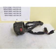 EX 400/GPZ500 HANDLEBAR SWITCHES LEFT