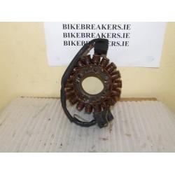 bikebreakers.ie Used Motorcycle Parts GPZ400R 1988  GPZ 400R GENERATOR