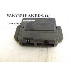 GPX 250/EL250 FUSE BOX