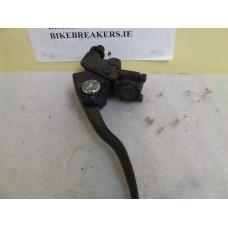 EX 400/ GPZ 500 CLUTCH LEVER BRACKET