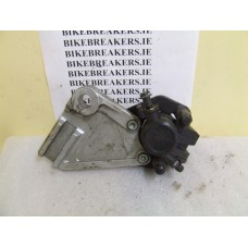 EX 400/GPS 500 REAR BRAKE CALIPER WITH BRACKET