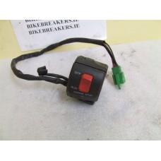 EX 400/GPZ500 HANDLEBAR SWITCHES ,RIGHT