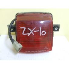 ZX10 TAIL LIGHT UNIT COMPLETE 88-90