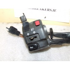 ZX 12R HANDLEBAR SWITCHES ,LEFT