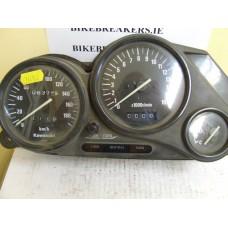 ZZR 400 D/K CLOCK SET 90-93