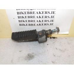 bikebreakers.ie Used Motorcycle Parts GSF600  BANDIT 95-99  BANDIT 600 RIDERS FOOT PEG RIGHT