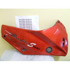 BANDIT 600S FRONT FAIRING RIGHT (candy orange)