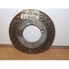 GSXR 400 76A /73A REAR BRAKE DISC