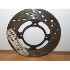GSXR 400 GK71 REAR BRAKE DISC