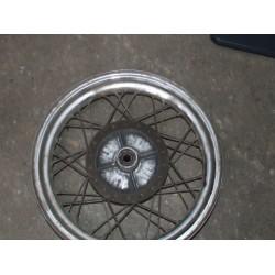 bikebreakers.ie Used Motorcycle Parts GZ125 MARAUDER 98-10  MARAUDER 125 REAR WHEEL