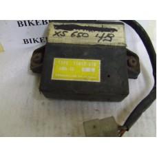 XS 650 CDI 1978 -82